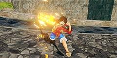PS4《海贼王》新作游戏截图 超大开放世界真冒险感觉