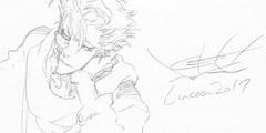 久保带人公布《死神》漫画角色新图 熟悉角色亮相!