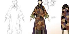 《古剑奇谭3》重磅情报!神秘女性建模及人设图公开