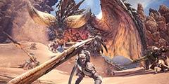 法国《怪物猎人世界》限定版PS4确认发售!宣传片赏
