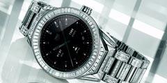 589颗钻石售价高达127万!全球最贵安卓智能手表公布