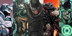七位邪恶蝙蝠侠一齐入侵主宇宙 暗黑老爷大开杀戒!