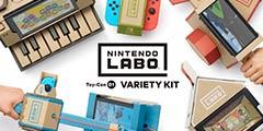 任天堂新玩具LABO引发老外集体高潮 外媒纷纷点赞!