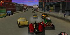 竞速游戏《死亡飞车2000》免费领 还不快来喜加一!