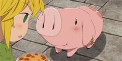 《七大罪》二期动画第3话先行图 高瑟真实身份被发现