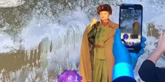 商界大佬现身2018道农会 马云唱京剧雷军领队尬舞!