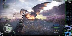 """《怪物猎人世界》国外玩家组团""""碳烤""""灭尽龙!"""