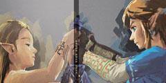 《塞尔达:荒野之息》中文版现身 售价及封面曝光!