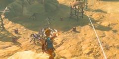 任天堂公布《塞尔达传说:荒野之息》中文版宣传片
