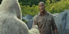 巨石强森未来值得一看的10部电影 硬汉型男看不够!