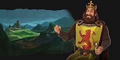 《文明6:迭起兴衰》苏格兰新领袖罗伯特一世登场!