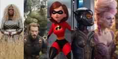 《黑豹》打头阵!迪士尼今年这10部电影一定大赚!