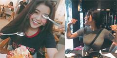 越南16岁美女高中生走红网络 这身材一般人羡慕不来!