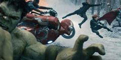 漫威10个昂贵CGI特效场景 绿巨人成移动经费燃烧体