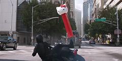 《蚁人2:黄蜂女现身》首曝中字预告 hellokitty客串!
