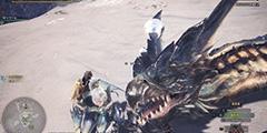 浮空龙真棒!精选《怪物猎人世界》中十只怪物的睡相