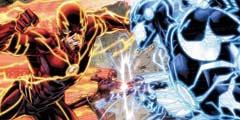 走进未来世界看看超级英雄们 闪电侠竟想杀死自己!