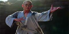 李连杰在电影中的十大对手 最弱赵天霸单方被吊打