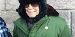 漫威之父军大衣超接地气!好莱坞大牌们来中国的趣事