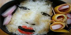 血淋淋!日本网友制作的这些恐怖便当你能吃得下?