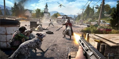 IGN公布《孤岛惊魂5》4K演示 潜行、狙击玩法多样!