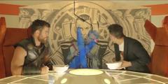 《雷神3:诸神黄昏》首次公布删减片段 污到没眼看