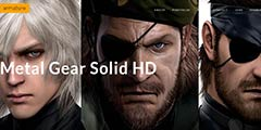 PS4版《合金装备HD合集》泄露!Armature锐意制作中