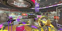 《喷射美少女2》将会配信篮球场地图和全新强力武器