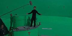组图带你看科幻片的幕前幕后 网友:真的不会笑场吗?