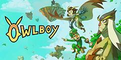 横版2D游戏佳作《猫头鹰男孩》switch版今日正式发售