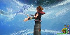 《王国之心3》海量新图公布!人物设定图与实机截图