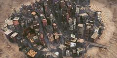 网友制作《我的世界》地图 花费8个月400万个方块!