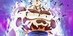 《龙珠:超》最强孙悟空自在极意功终极形态曝光!