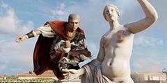 《刺客:起源》旅游探索模式上线 雕像关键部位遭和谐