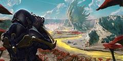 G胖长子正开发一款科幻题材射击游戏 概念图公布!