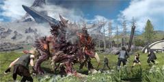 角色扮演游戏《最终幻想15》STEAM预载版下载发布!