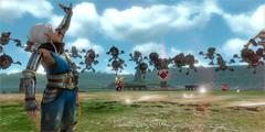 Switch版《塞尔达无双DX》5位新角色及新地图公开