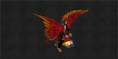 《魔兽世界》8.0新增鹦鹉坐骑 骑鹦鹉飞一般的感觉!