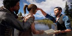 《孤岛惊魂5》无开箱机制但有微交易 画面设置公开!