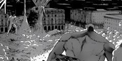 《进击的巨人》漫画103话情报 神秘女性变超大巨人!