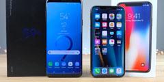 骁龙845到底有多快?三星S9+与iPhone X速度大比拼
