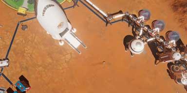 模拟经营SIM《火星求生》绿色免安装硬盘版发布!