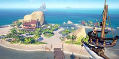 《贼海》通过发售后更新添加中文 但上线时间是问题