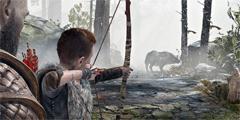 《战神4》新游戏截图公布  通关之后还可以故地重游!
