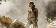《古墓丽影:源起之战》劳拉身材遭批 胸太小没有看点