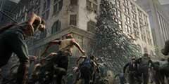 《僵尸世界大战》游戏新情报 联机对战尸潮乐趣满满