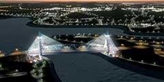 壮观无比!大神在《城市:天际线》还原了马来西亚