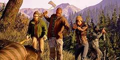 丧尸末世生存游戏《腐烂国度2》人物角色系统演示!