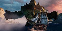 多人奇幻海战游戏《异形漩涡》4月Steam抢先发售!