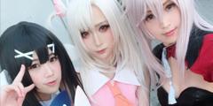 Anime Japan 2018 COS精选 妹子已经满足不了我们了